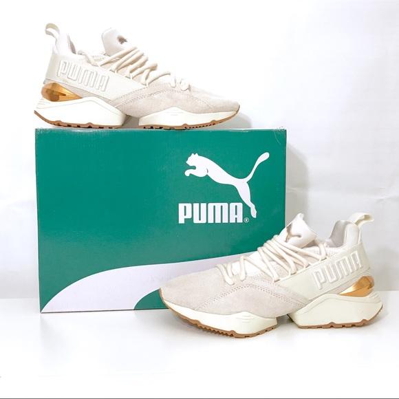 Puma Shoes   Muse Maia Util Womens